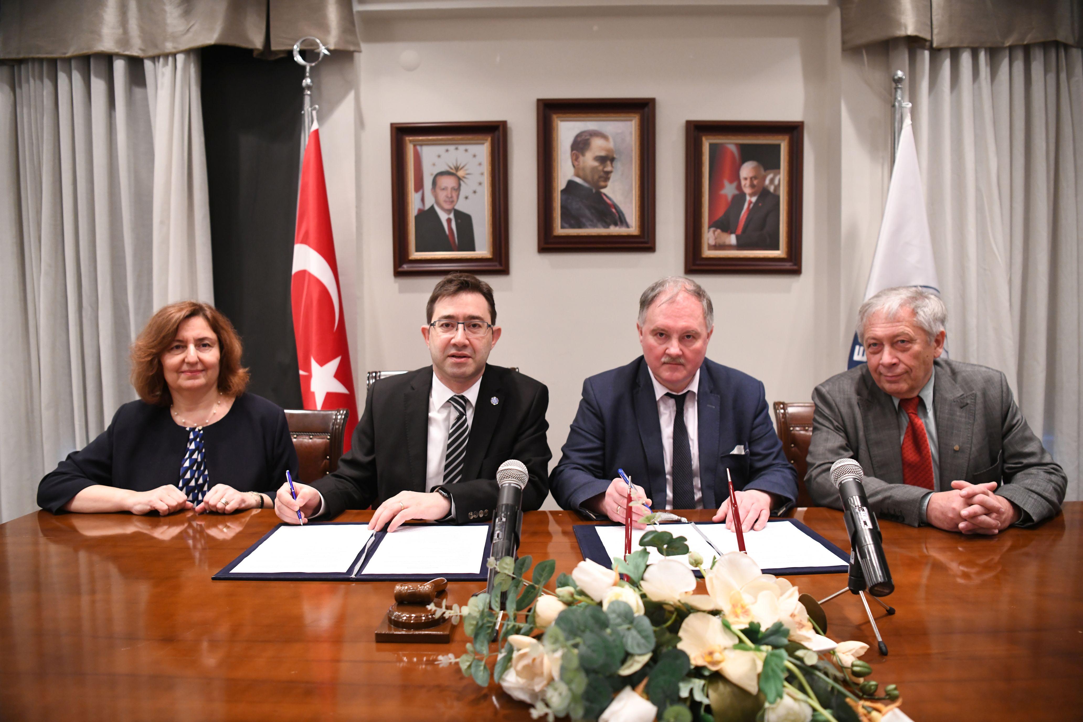 Ege Üniversitesinden Uluslararası İşbirliği