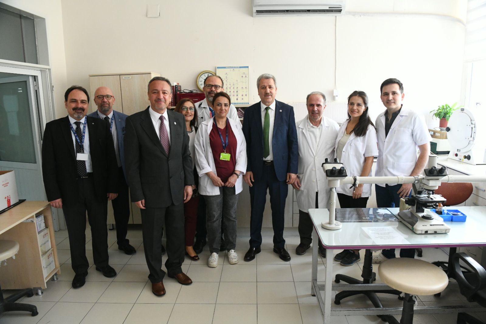 Türkiye'de hemofili tedavisine liderlik eden Üniversite
