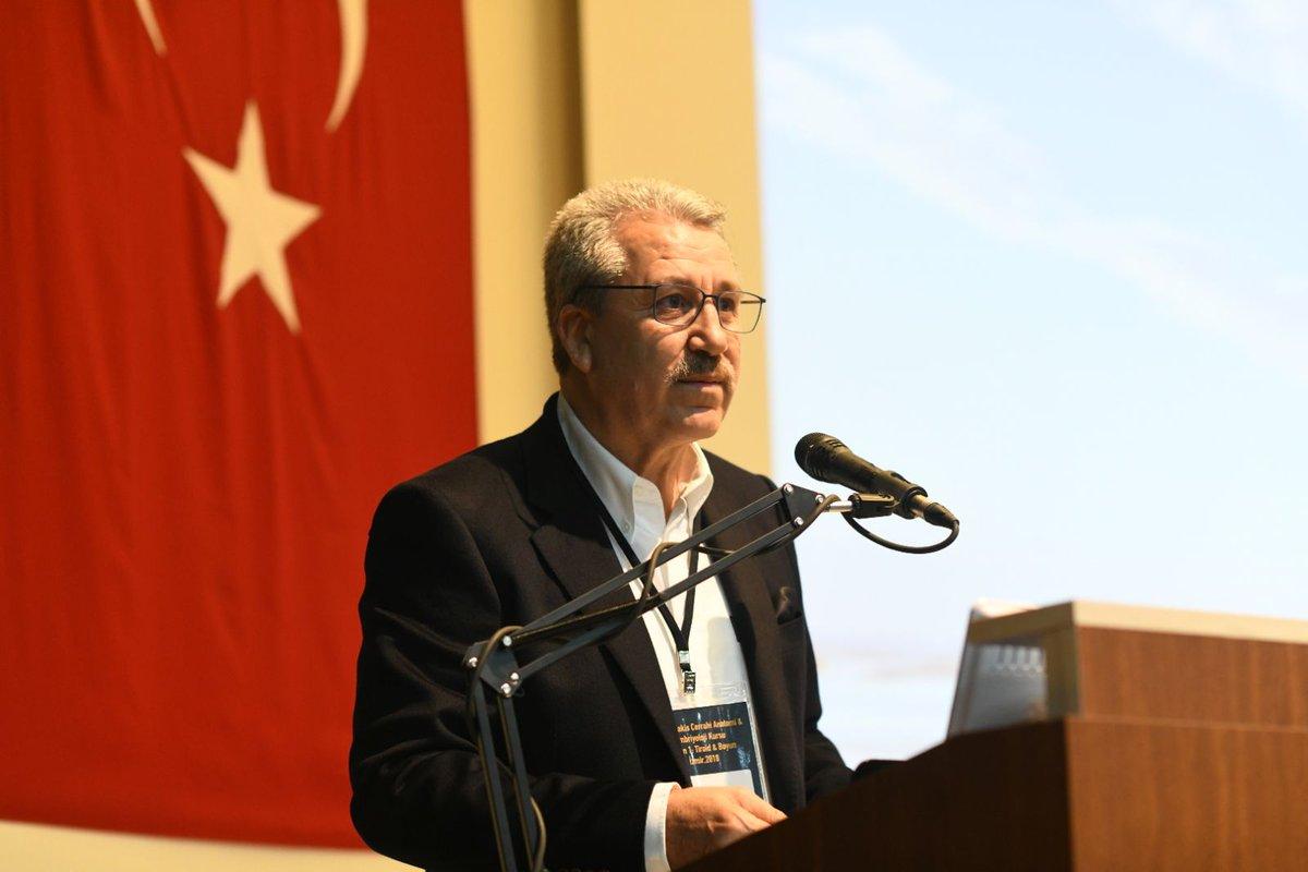 """Prof. Dr. Budak,  """"Bu tip multidisipliner ve uluslararası ortaklı çalışmaları önemsiyoruz"""""""