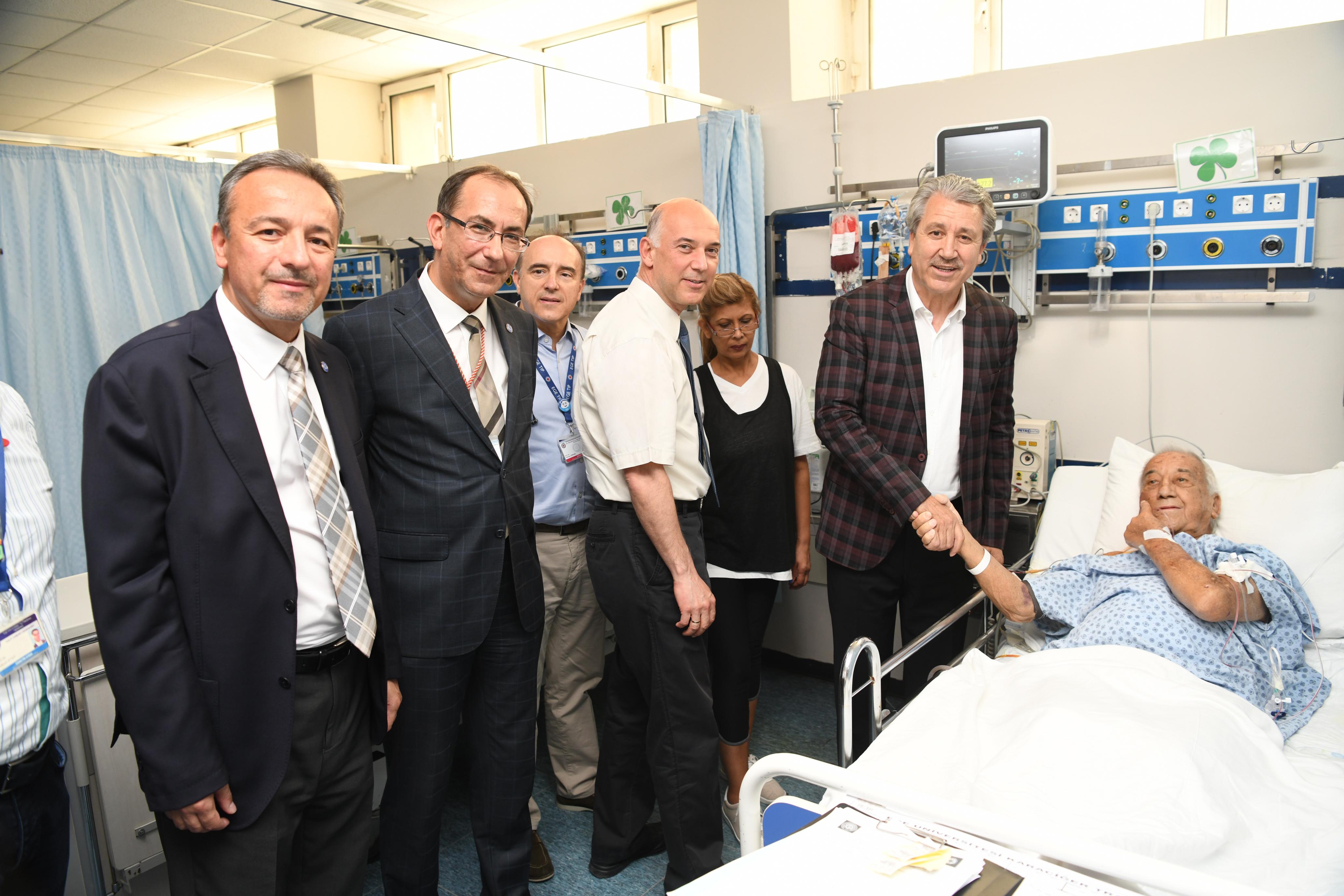EÜ Tıp Fakültesi, 'Sağlık Turizmi' alanında önemli bir referans merkezi