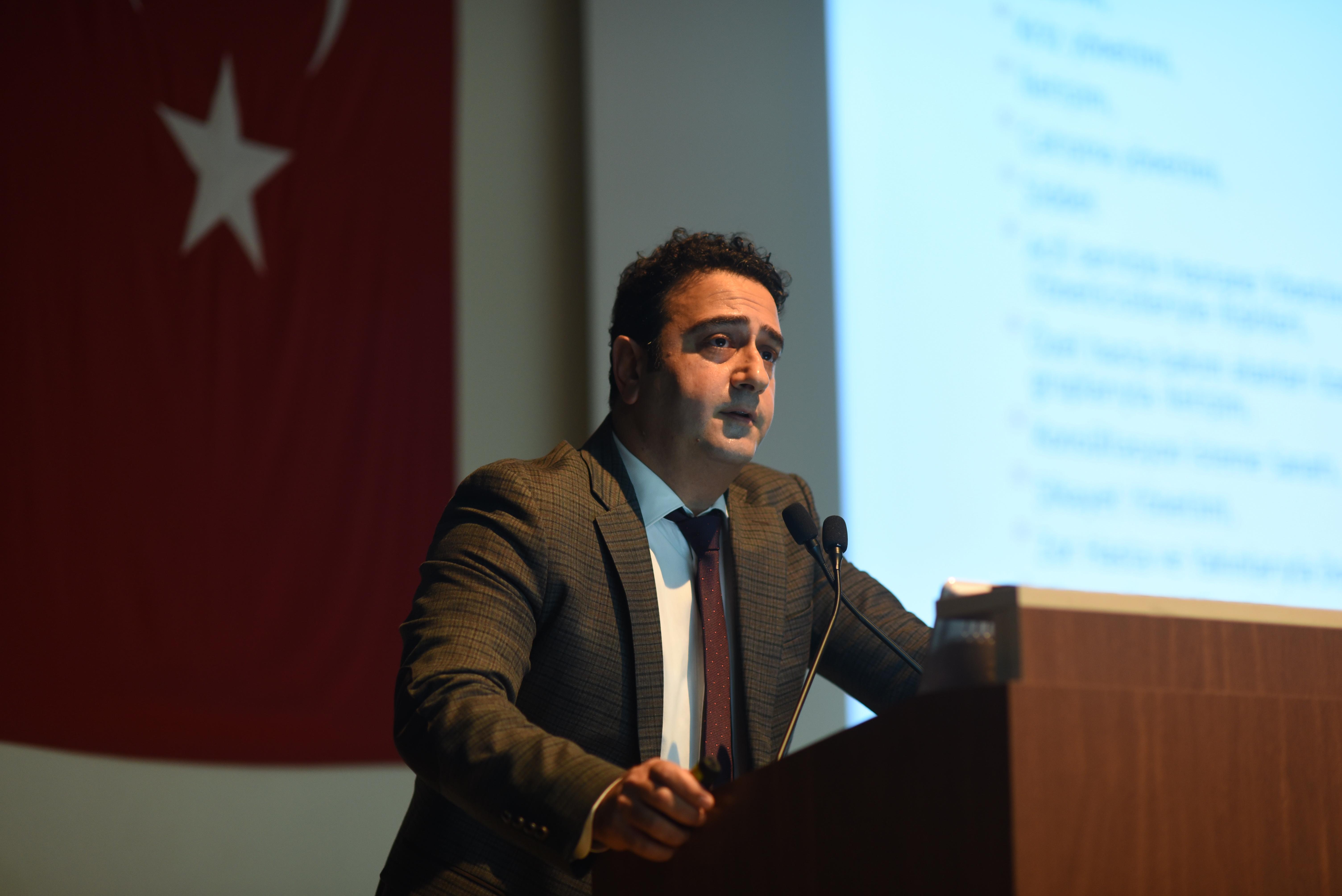 Türkiye'de Acil Tıp akademisyenleri Ege Üniversitesi'nde bir araya geldi