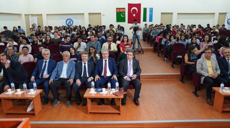 """Prof. Dr. Budak """" Aytmatov'un anlatılması ve anlaşılması Türk Dünyası için çok önemli"""""""