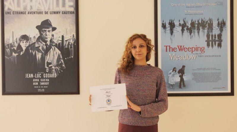 Egeli akademisyenin belgesel filmi Amerika'dan ödülle döndü