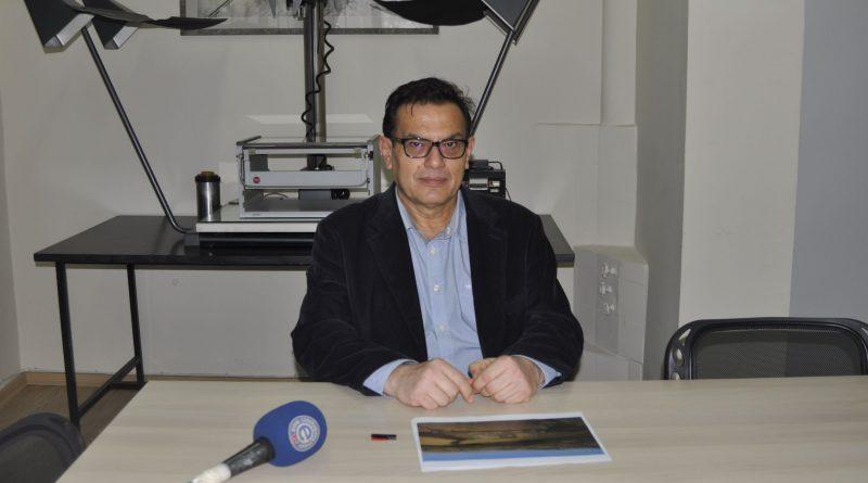 Arkeoloji ödülünün sahibi Egeli üretken akademisyen Doç. Dr. Sağlamtimur oldu