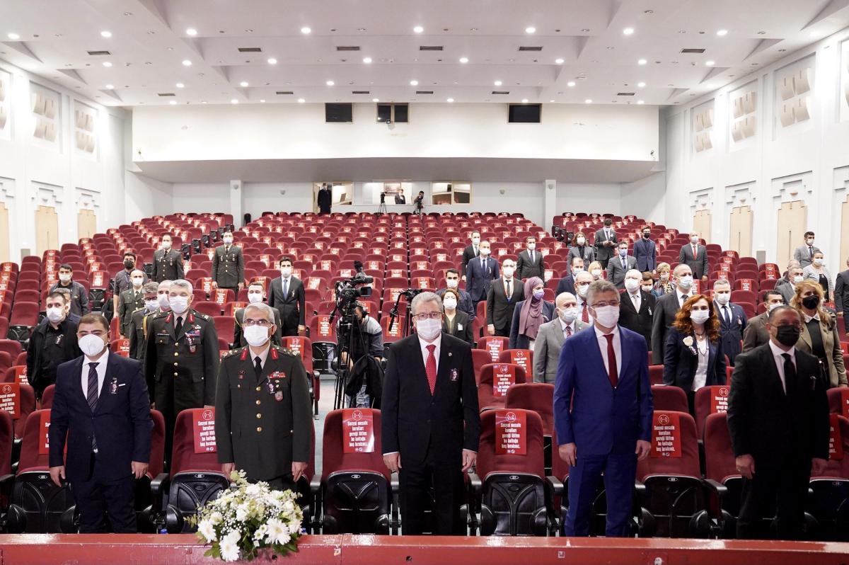 ++10 Kasım Atatürk'ü Anma Töreni (4)